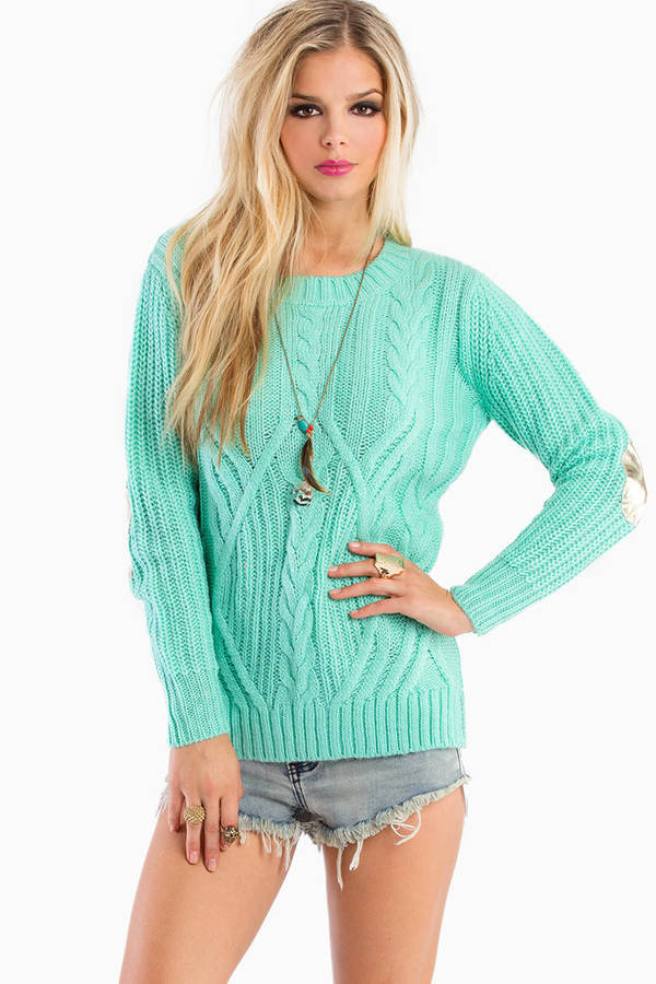 Leggo My Elbow Sweater