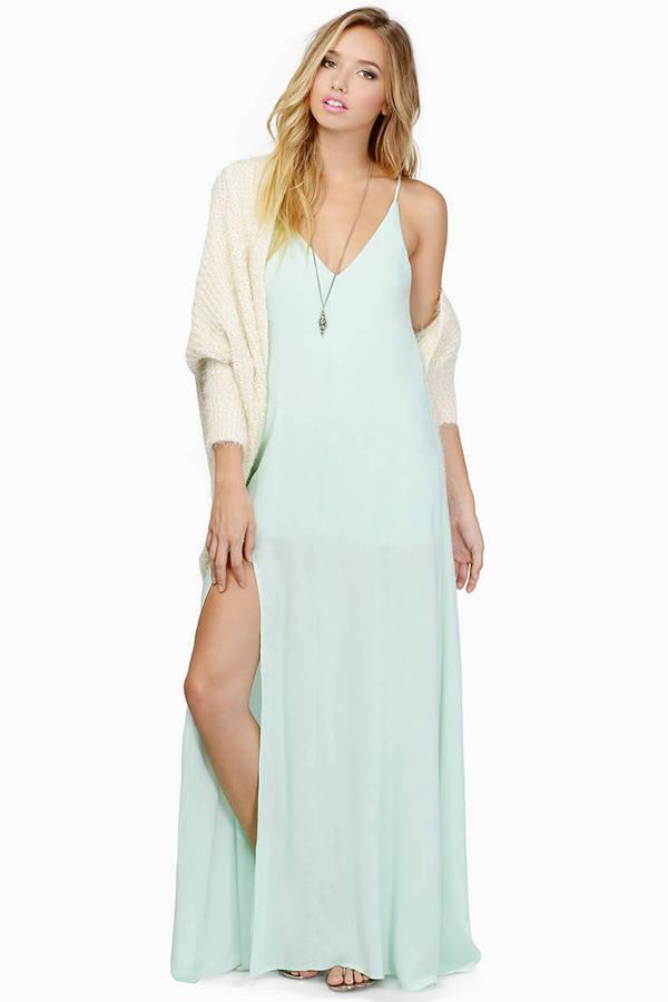 Leah Maxi Dress