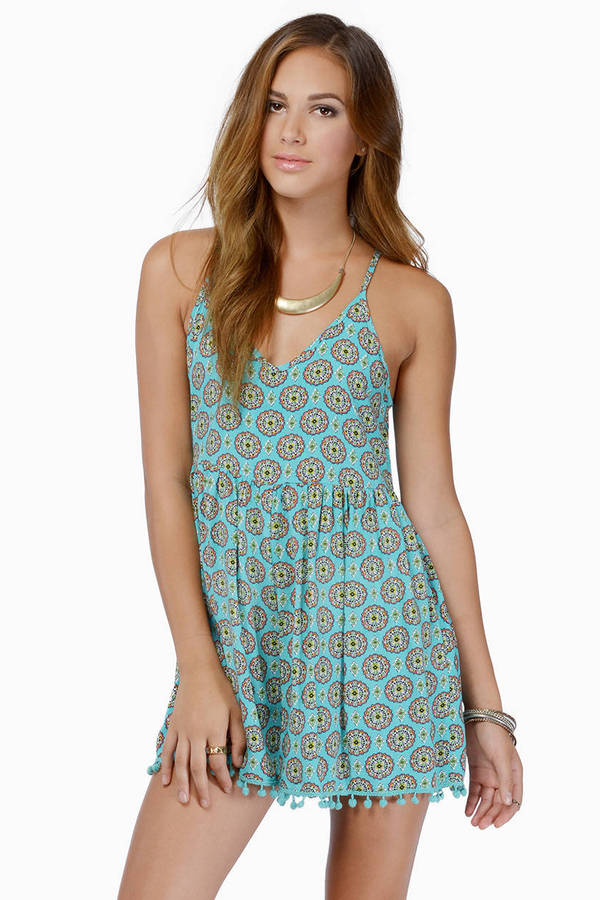 Taking Chances Romper