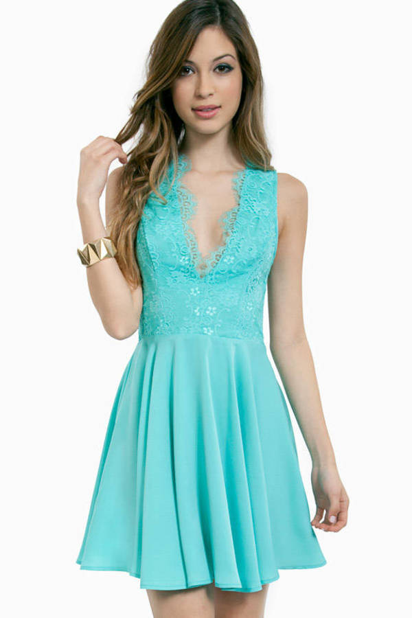 Keepsake Need Your Love Lace Dress