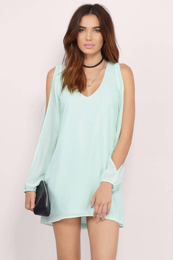 Summer Breeze Shift Dress