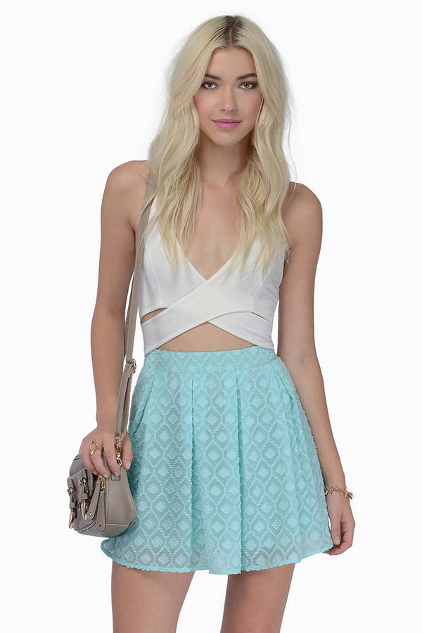 Wish Fulfilled Skirt