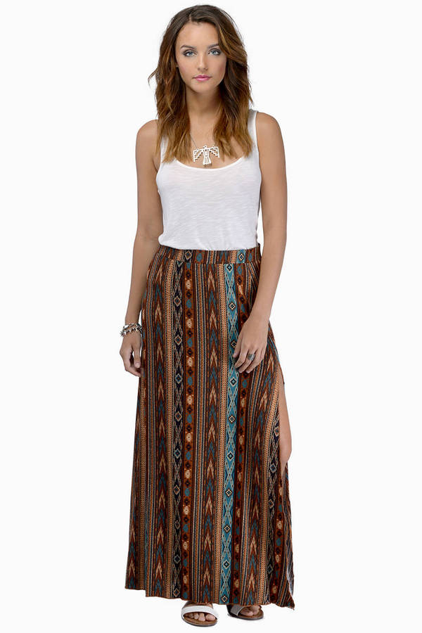 Globetrotter Skirt