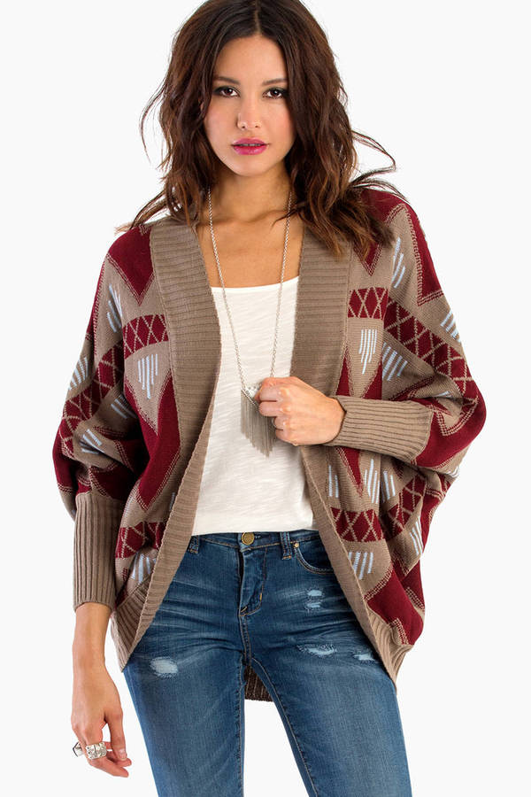 Warm Greetings Cardigan