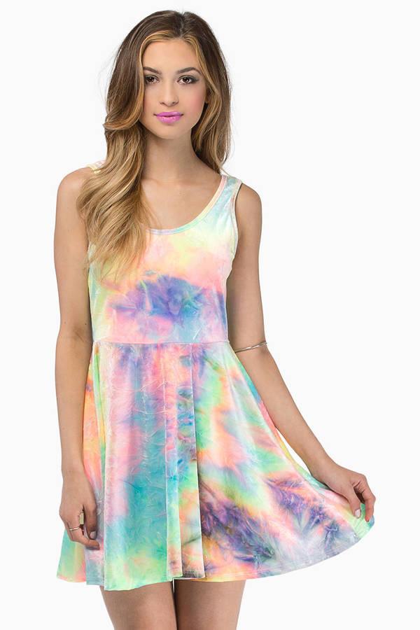 Aurora Velvet Dress