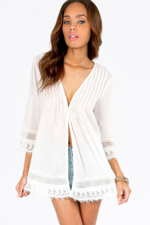 Out of Tunic Coverup