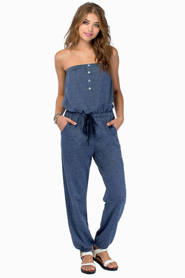 California Casual Jumpsuit
