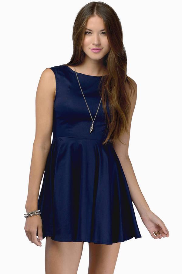 Celia Skater Dress