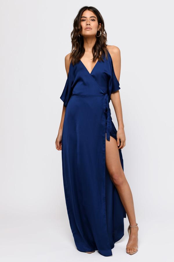 Sheath Maxi Dress