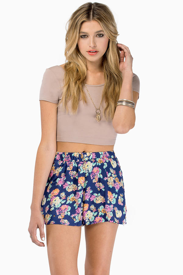 Valley of Lilies Shorts