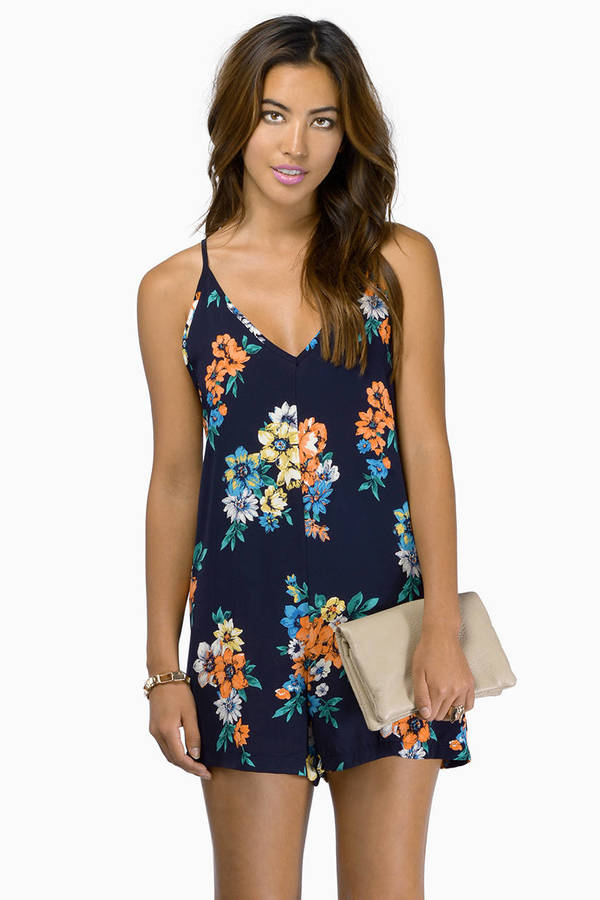 Warm Embrace Romper