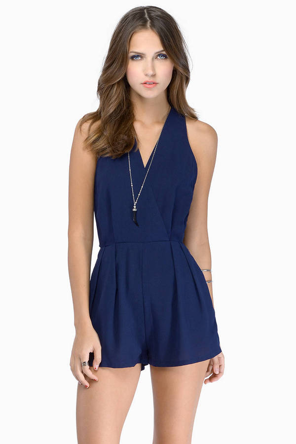 Friday Night Romper