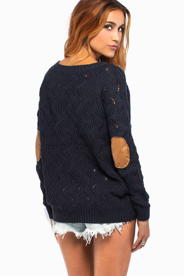 In Knit To Win It Sweater