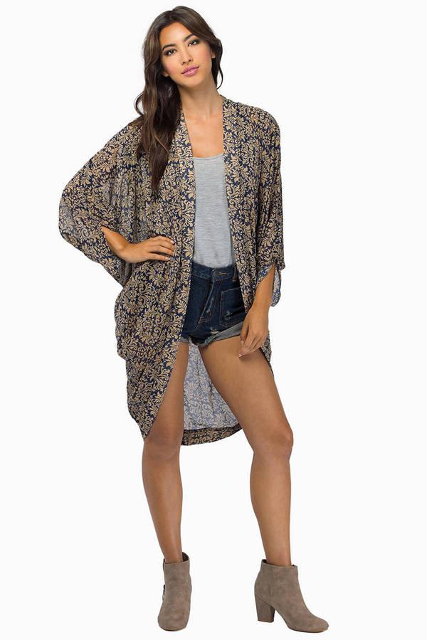 Kerrigan Kimono