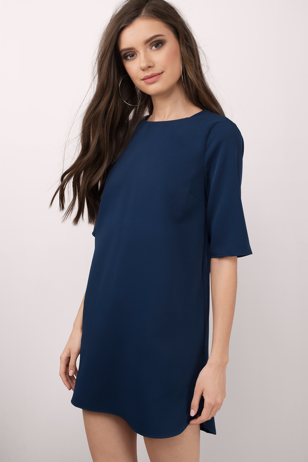 Navy Blue Dresses  Maxi Bodycon Cocktail  Tobi