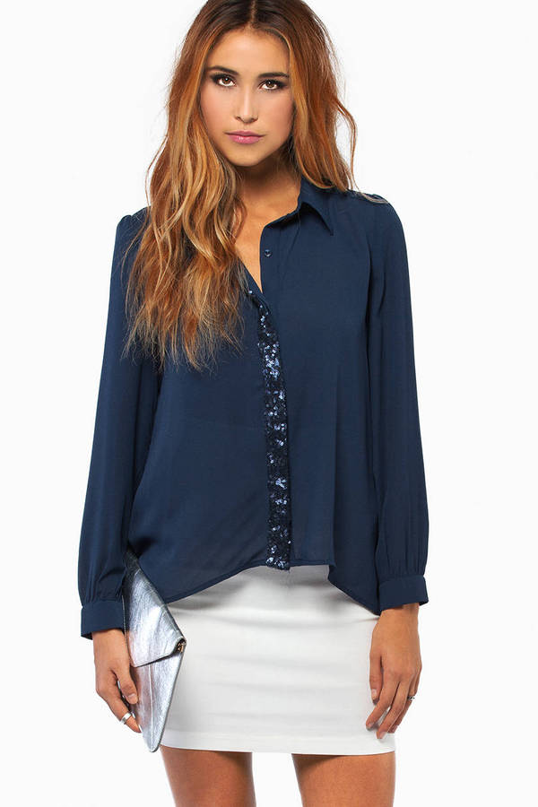 Sparkle Lane Blouse