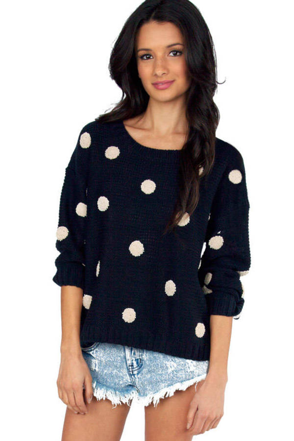 Miss Dotty Sweater