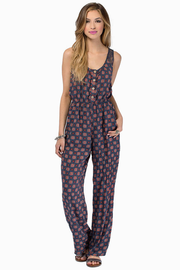 Trip Time Jumpsuit