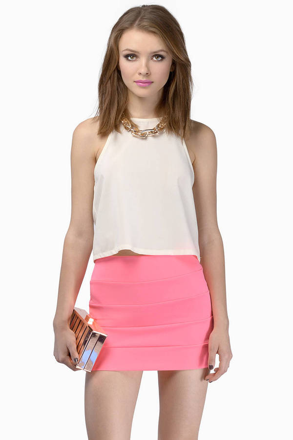 Heart Breaker Mini Skirt