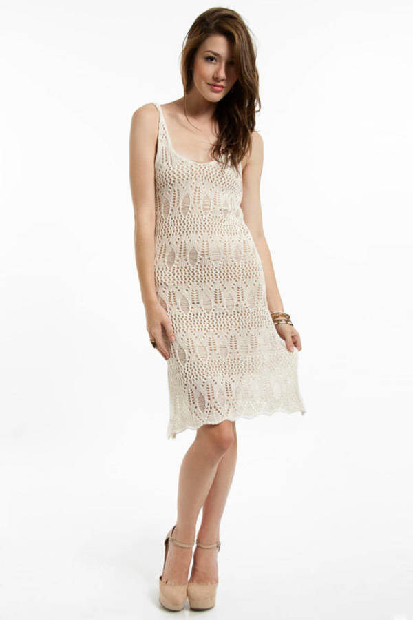 Double Zero Angie Knit Tank Dress