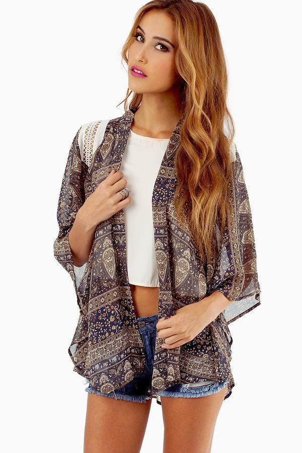 Flowing Romy Kimono