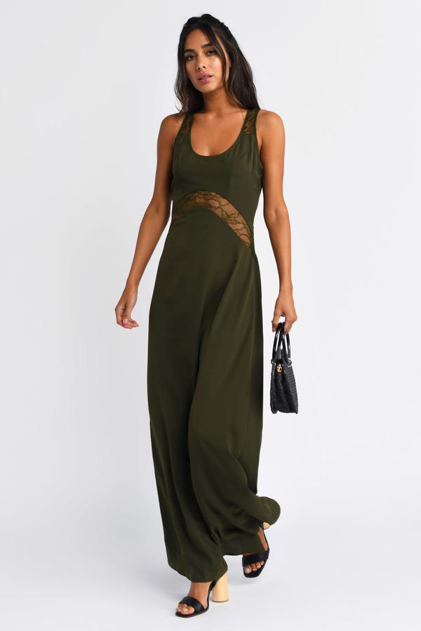 e32c37d8047c Green Dresses | Dark Green Dresses, Emerald Green Prom Dress | Tobi