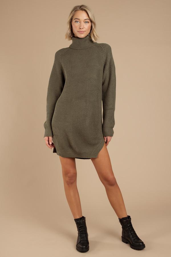 Long Sweater Dresses