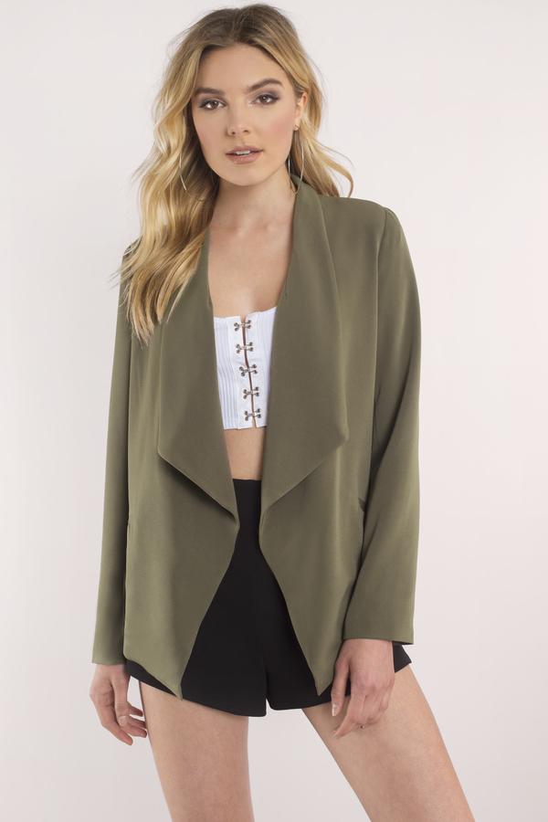 noise draped drapes jacket i grey blazer tradesy silence size loose m