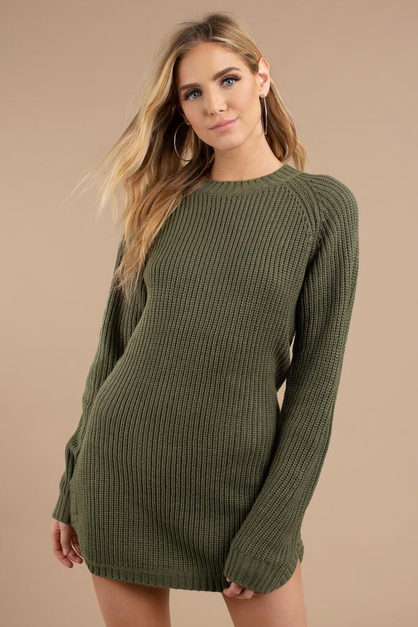 de57b1222d9 Sweater Dresses