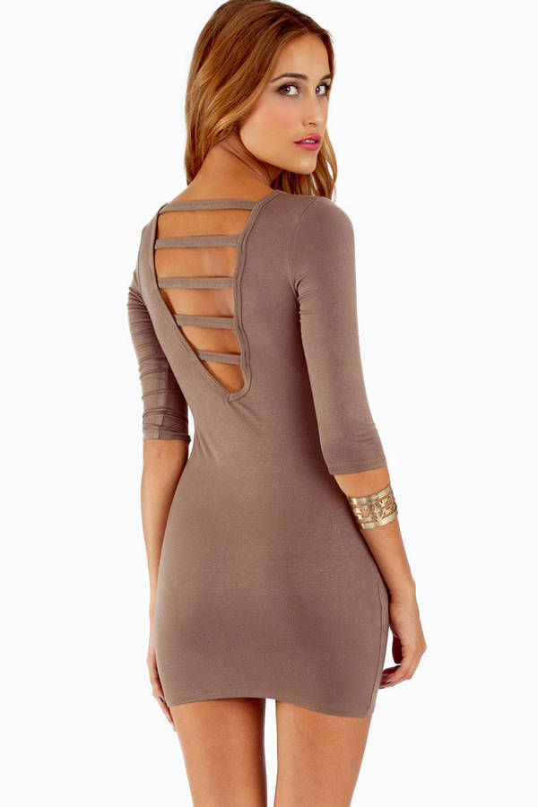 Sunny Strappy Back Dress