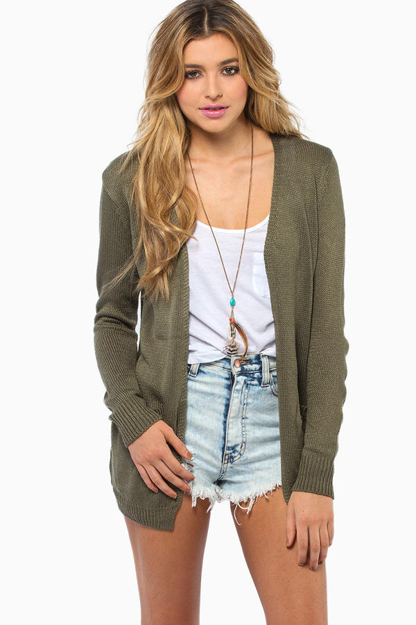 Warm Afternoons Cardigan