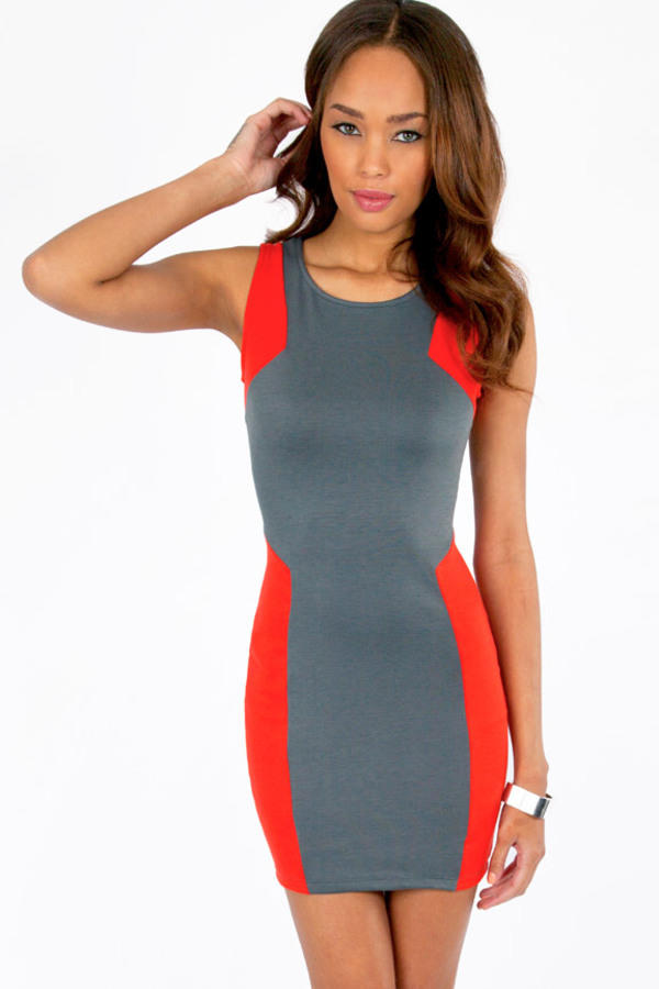 From The Block Dress