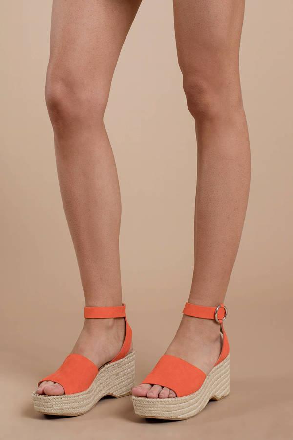 Wedges Black Wedges Cute Wedge Shoes Wedge Heels Tobi