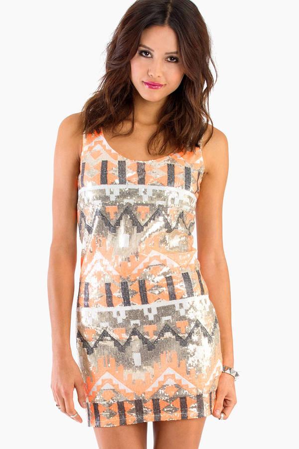 Lush Life Bodycon Dress