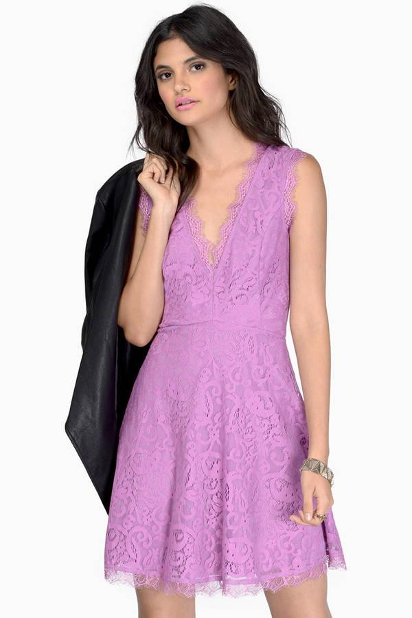 Purple Dresses | Lilac, Plum, Magenta, Mauve, Eggplant Dresses | Tobi