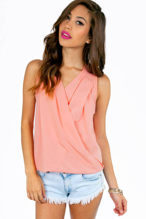 Crissie Crossover Top