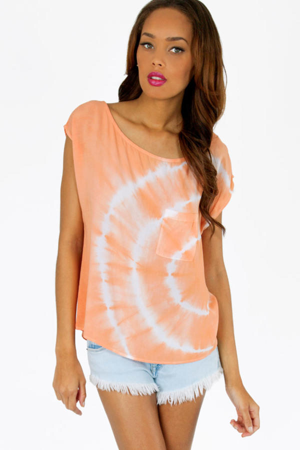 Dye Without You Top