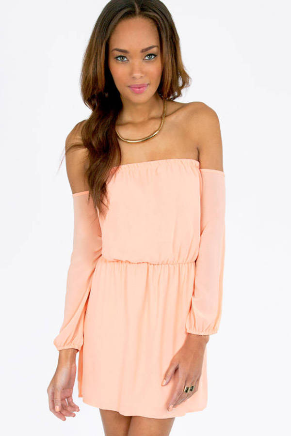 Show Me Shoulder Dress