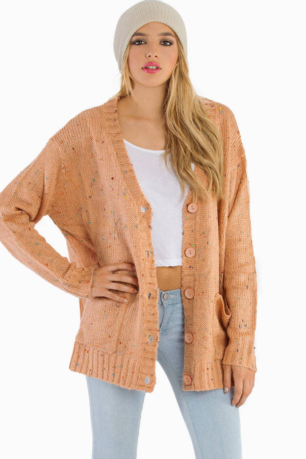 Jayden Sweater Cardigan