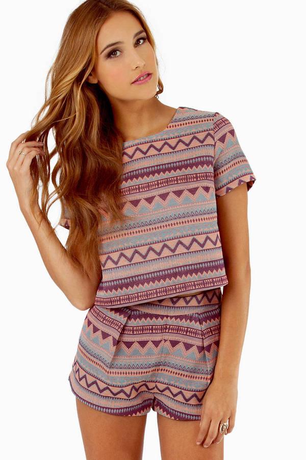 Kalinevha Knitted Shorts