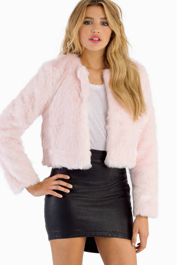 My Furst Love Cropped Coat