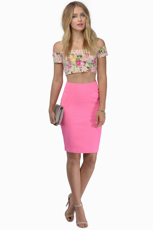 Necessity Pencil Skirt