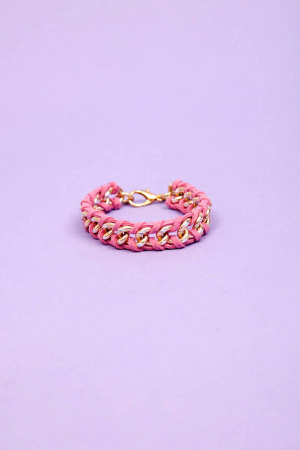 timi Persuede Me Chain Bracelet