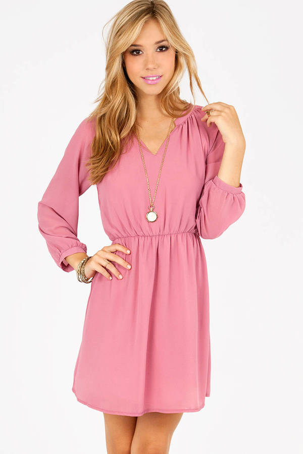 Tara Chiffon Dress