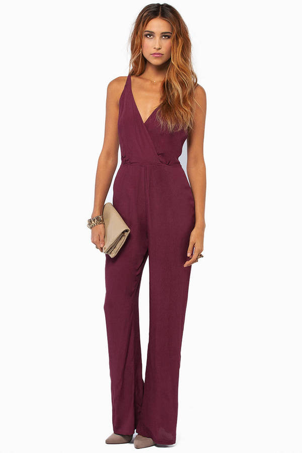 Cotton Candy Ask Me Now Jumpsuit