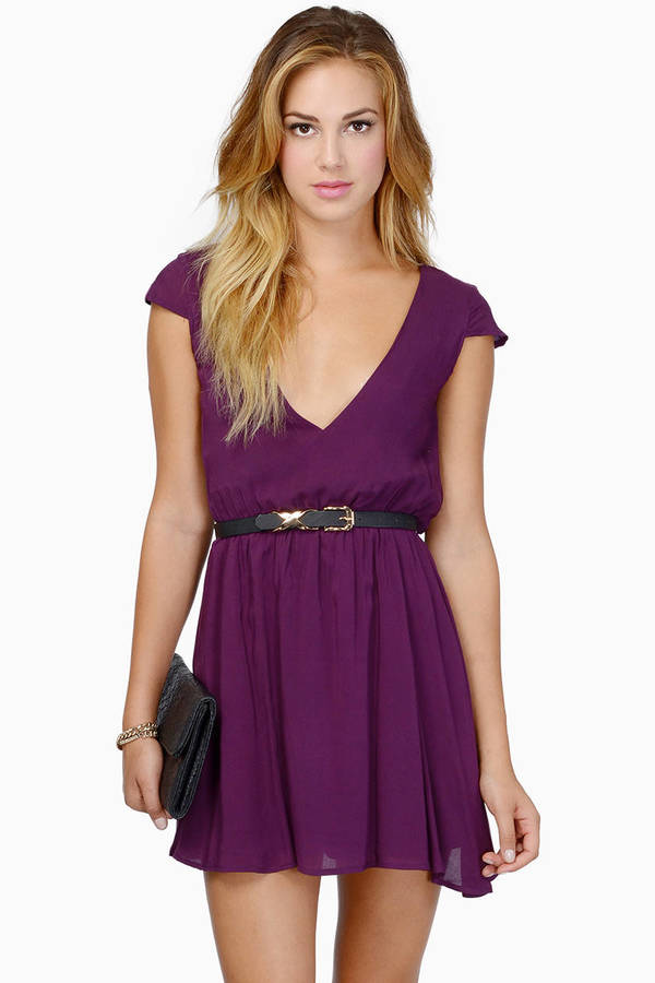 Getaway V Neck Dress