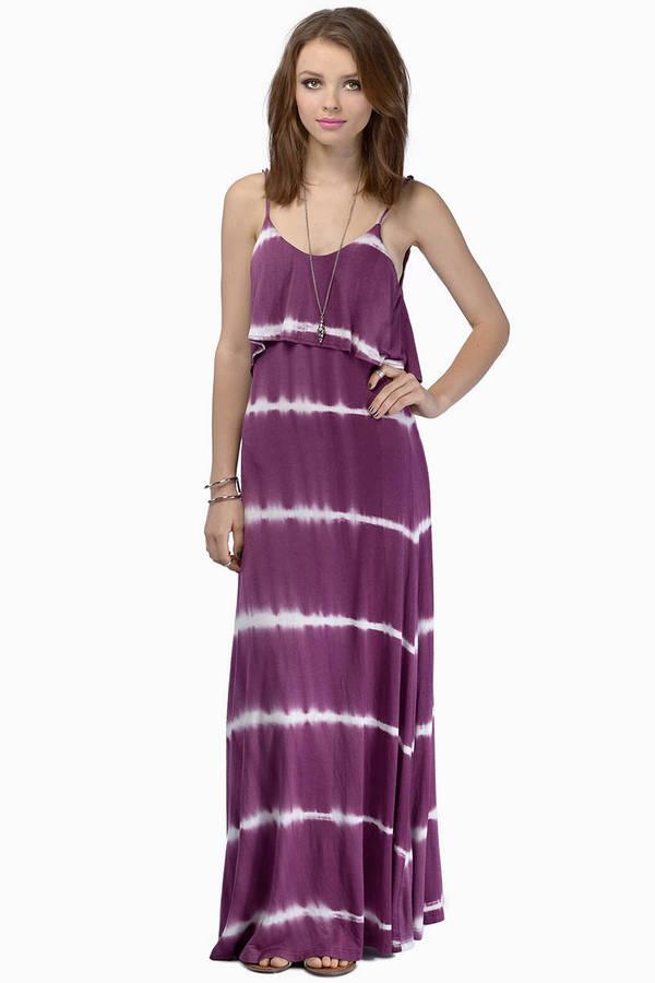 Purple Proposal Dress