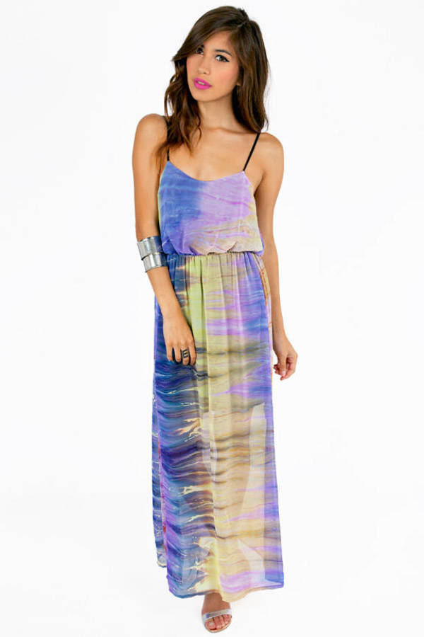 Kara Colorful Maxi