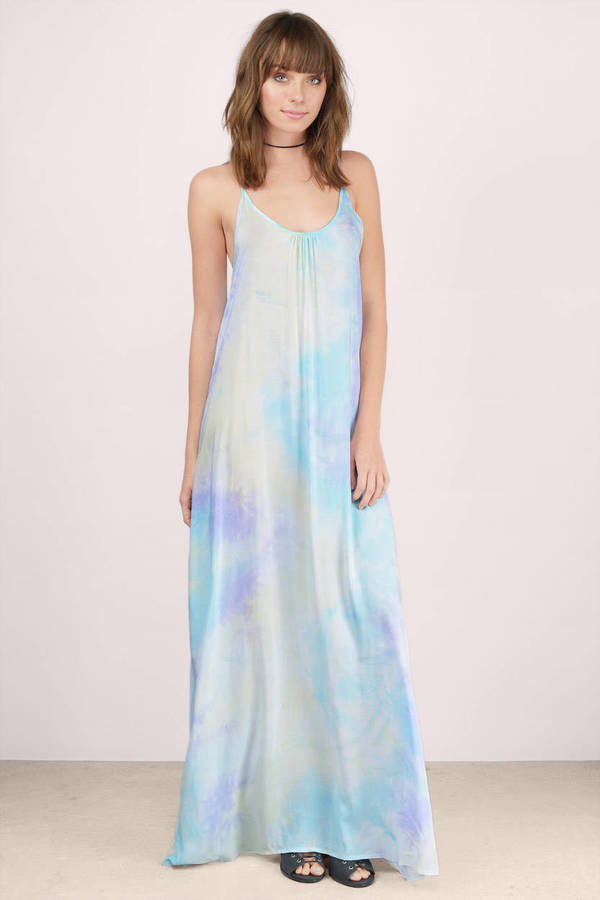 Beach Maxi Dresses | Shop Beach Maxi Dresses at Tobi