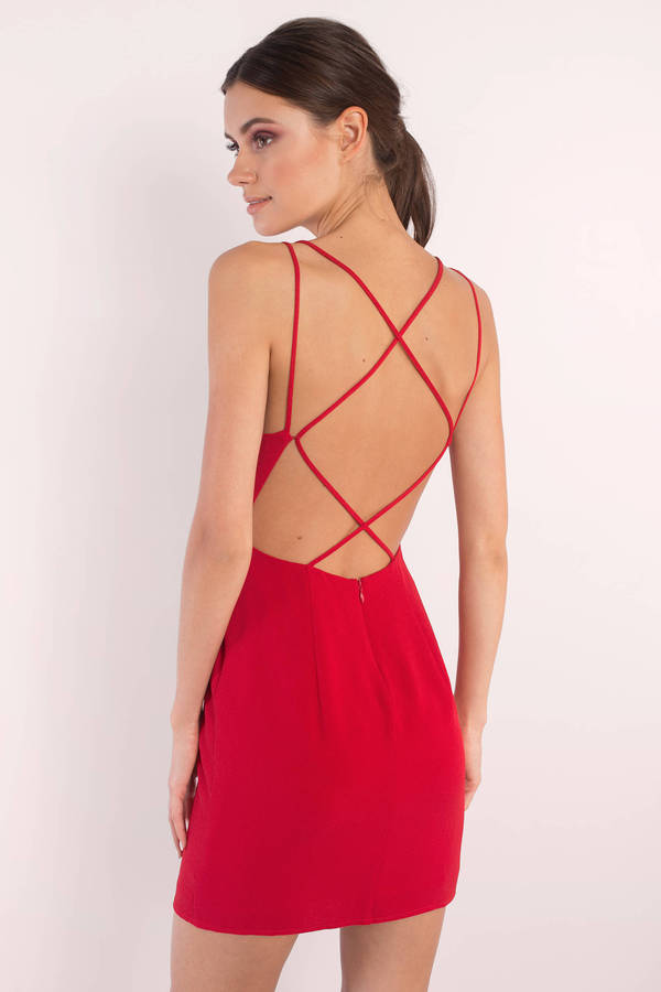 Pictures for red dresses